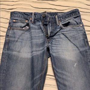 Bonobos great date night jeans 33x30